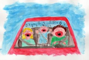 Road trip songs for family Lake Forest