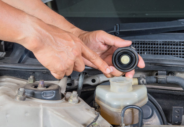 Why you need to change dirty brake fluid