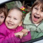 Think these kids will be smiling all the way to the Thanksgiving dinner table? They will be with Auto Lab in Libertyville's annual list of family car games.