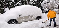 Use Auto Lab's checklist to get your car ready for winter.