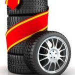 Christie Sweatman thinks new tires make a great holiday gift.