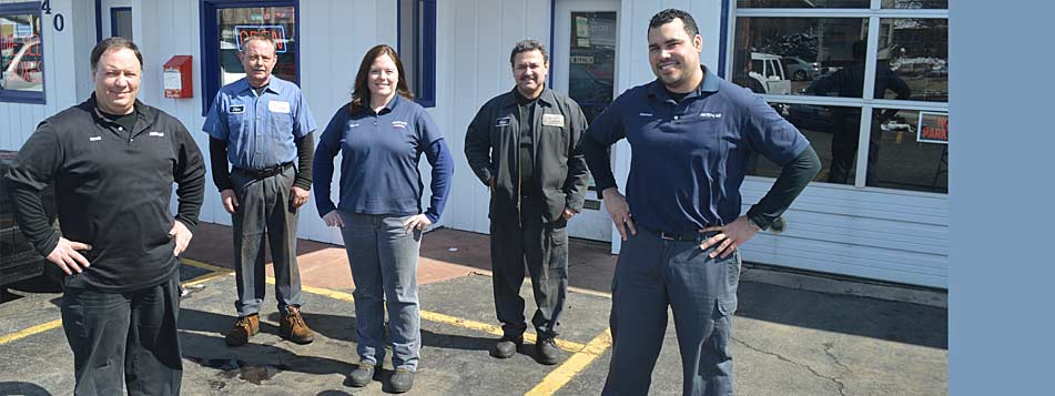 libertyville auto repair team